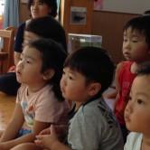 ☆熊日童話のお話会がありました!!by全クラス☆
